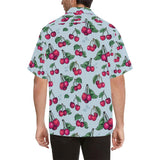 Cherry Pattern Print Design CH01 Hawaiian Shirt-kunshirts.com