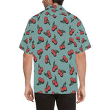 Cherry Pattern Print Design CH03 Hawaiian Shirt-kunshirts.com
