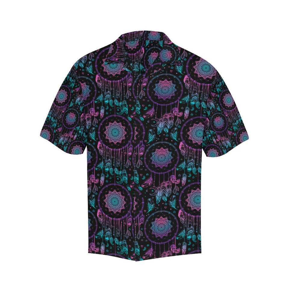Dream catcher boho mandala Hawaiian Shirt-kunshirts.com