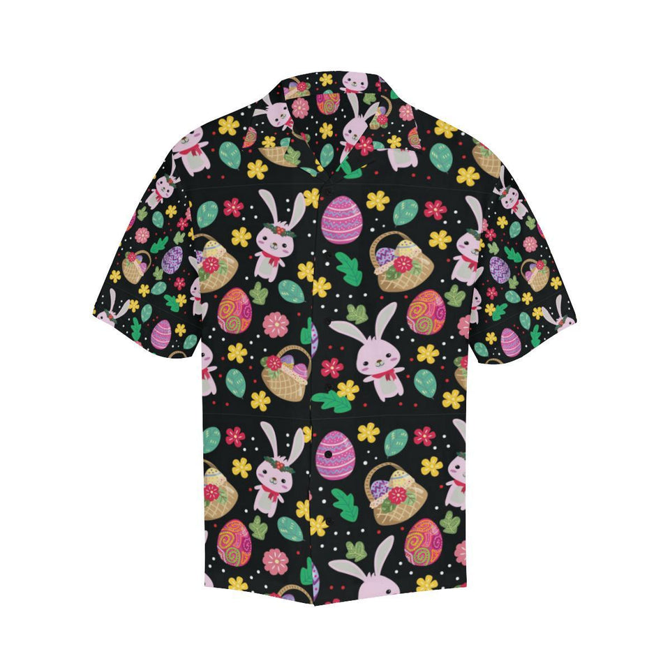 Easter Eggs Pattern Print Design RB05 Hawaiian Shirt-kunshirts.com