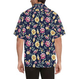 Gerberas Pattern Print Design GB03 Hawaiian Shirt-kunshirts.com