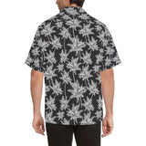 Palm Tree Pattern Print Design PT03 Hawaiian Shirt-kunshirts.com