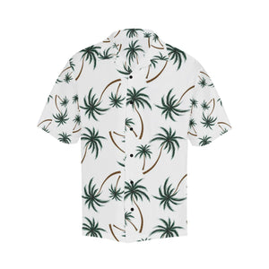 Palm Tree Pattern Print Design PT07 Hawaiian Shirt-kunshirts.com