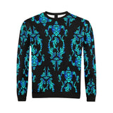 Sea turtle Polynesian Tribal Hawaiian Men Sweatshirt-kunshirts.com