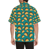 Taco Pattern Print Design TC07 Hawaiian Shirt-kunshirts.com