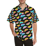 Watermelon Pattern Print Design WM08 Hawaiian Shirt-kunshirts.com