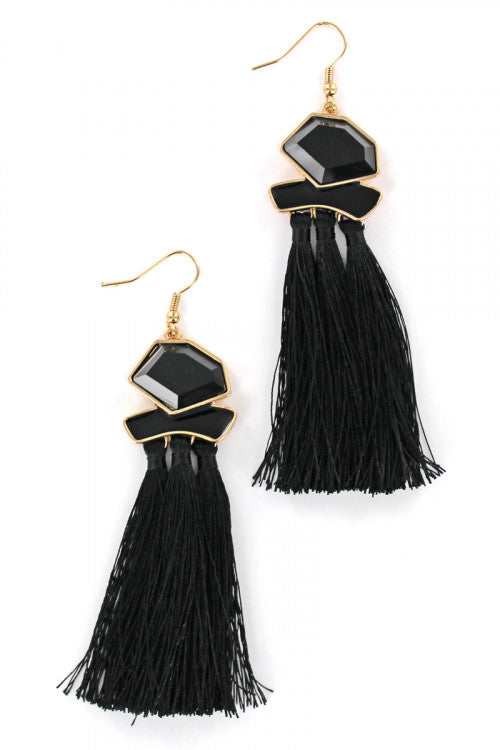 Tassel Fashion Earrings