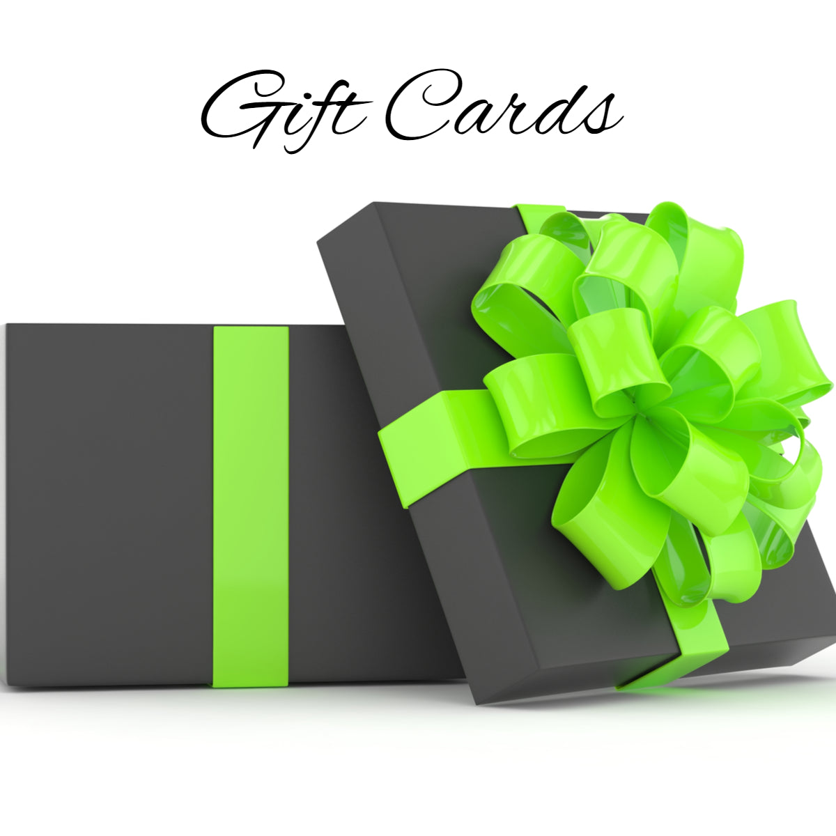 Gift Card $10, $20, $50, $100