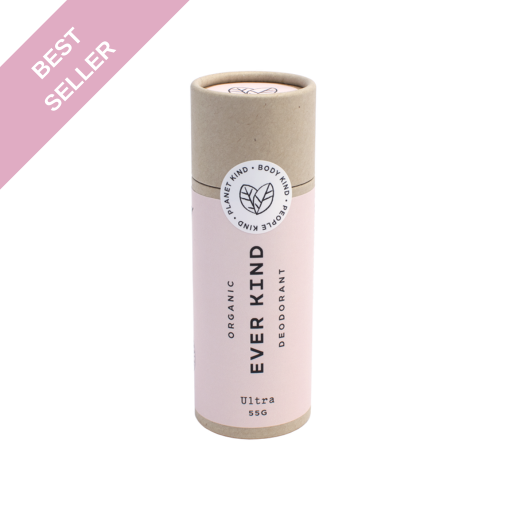 EverKind Organic Deodorant Stick | Ultra
