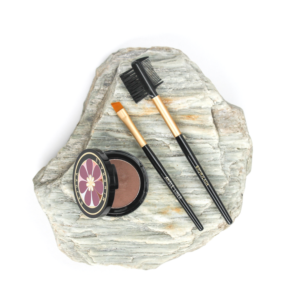 Rejuva Minerals | Brow Kit | Medium