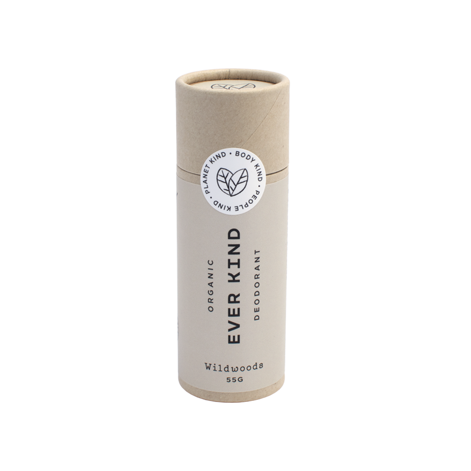 EverKind Organic Deodorant Stick | Wildwoods