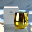 Shine Jar Scented Candle Gold
