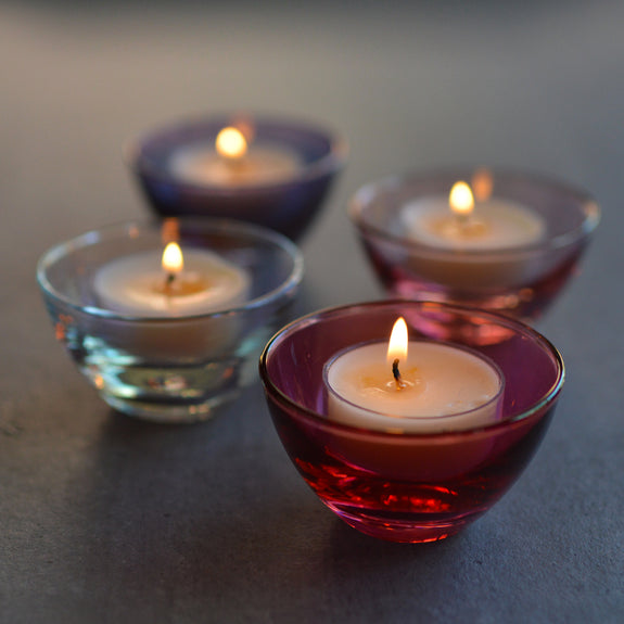 Elm Tea Lights Pack of 10