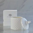 Madison Scented Candle White