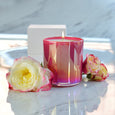 Pretty in Pink Scented Candle
