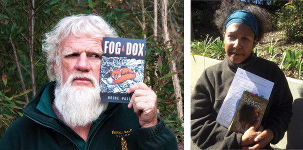 Shortlisted: Bruce Pascoe and Sue McPherson