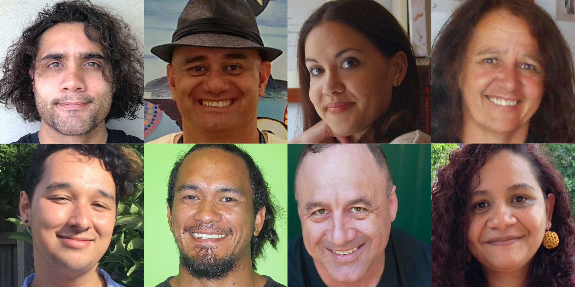 2016 Australian Indigenous Creator Scholarship recipients