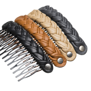 Leather Cam Braid Mini