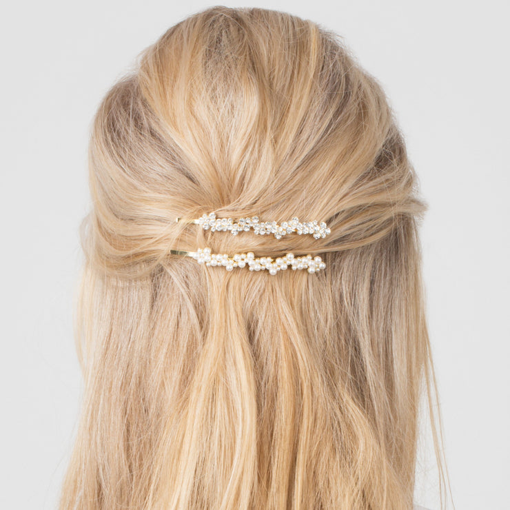 Hair Slider Strass
