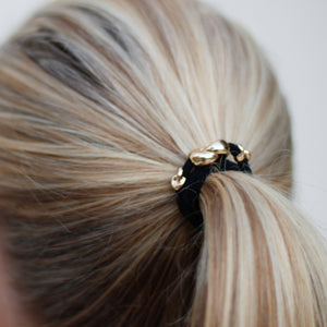 Hair Tie Three Knots 2 pack