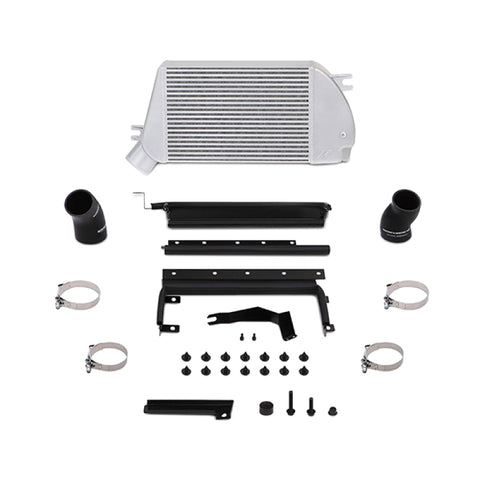 Mishimoto 2015+ Subaru WRX Street Performance Top-Mount Intercooler Kit - Silver
