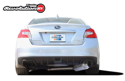 GReddy 15+ Subaru WRX/STi Revolution RS Exhaust