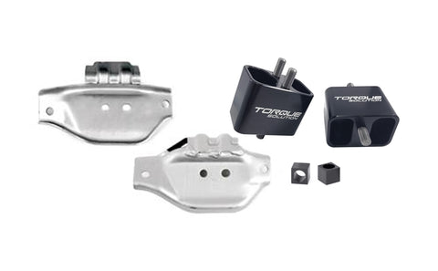 Torque Solution Solid Engine Mounts: Subaru WRX 2015+ / Forester XT 2014+