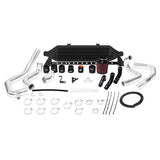 Mishimoto 08+ Subaru WRX STI Front-Mount Intercooler Kit w/ Air Box - Black