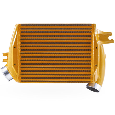 Mishimoto 2015+ Subaru WRX Street Performance Top-Mount Intercooler Kit - Gold