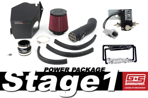 Grimmspeed Stage 1 Power Package - 08-14 Subaru STI