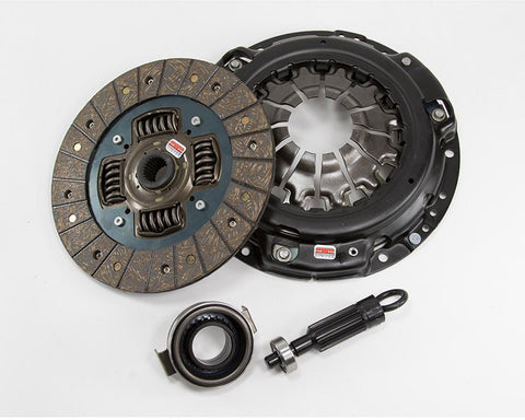 Comp Clutch 2006-2014 (Will Not Fit 2015+) Subaru EJ25T Stage 2 - Steelback Brass Plus Clutch Kit