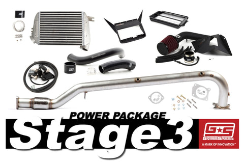 GrimmSpeed 15-19 Subaru STI Stage 3 Power Package