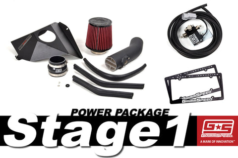 Grimmspeed Stage 1 Power Package - 15+ Subaru STI