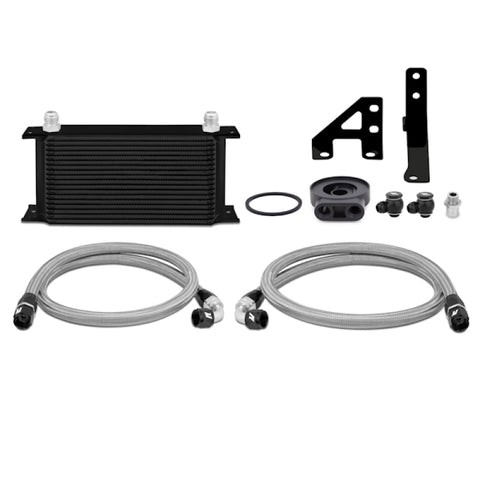 Mishimoto 2015 Subaru WRX Oil Cooler Kit - Black