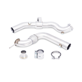 Mishimoto 15+ Ford Mustang 2.3L EcoBoost Downpipe w/ Catalytic Converter