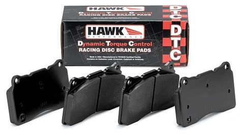 Hawk 2018 Subaru WRX STI DTC-30 Rear Brake Pads