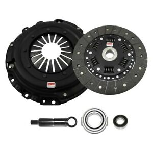 Comp Clutch 04-16 Subaru WRX STI 2.5L Turbo 6 Speed Stage 2 - Steelback Brass Plus Clutch Kit