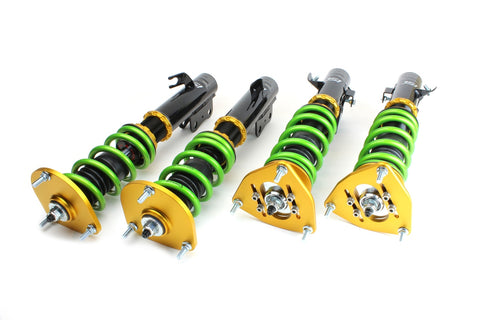 ISC Suspension 2015 Subaru WRX/STI N1 Basic Coilovers w/Track Springs