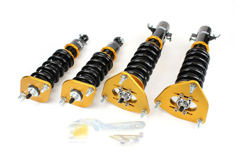 ISC Suspension 08+ Subaru Impreza WRX STI N1 Basic Coilovers