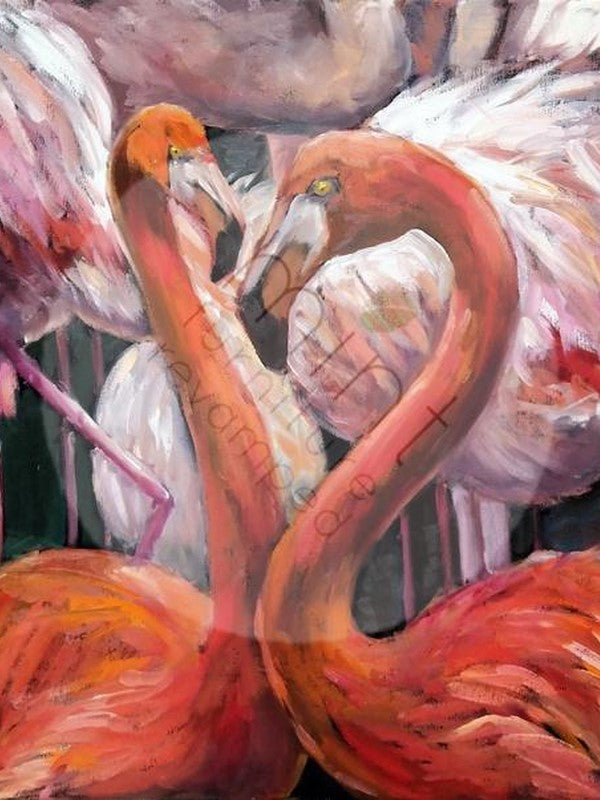 Mint_by_Michelle_Flamingo_Möbelbild_kleben_decoupache_1