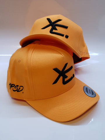 110 A-Frame Snapback Yellow/Black