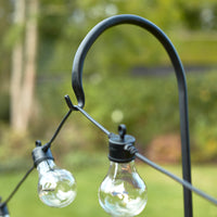 1.6m Shepherd's Hook Festoon Pole