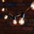 15m 30 Warm White LED Ultimate Flex Festoon Lights