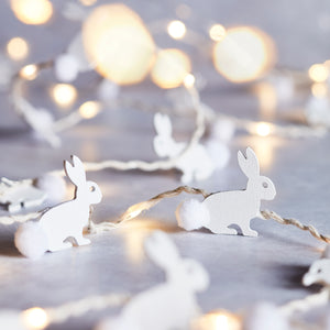 20 Bunny Micro Fairy Lights
