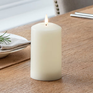 TruGlow® LED Pillar Candle 12cm