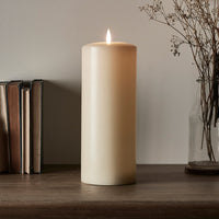 TruGlow® LED Chapel Candle 25cm
