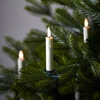 10 TruGlow® Christmas Tree Candle Lights