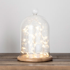 Star Micro Light Large Bell Jar Bundle
