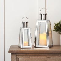 Miners Stainless Steel LED Lanterns