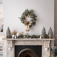 1.5m Eucalyptus & Laurel Christmas Garland